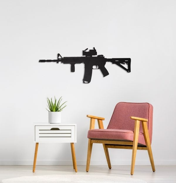 tactical-ar-15-above-chair